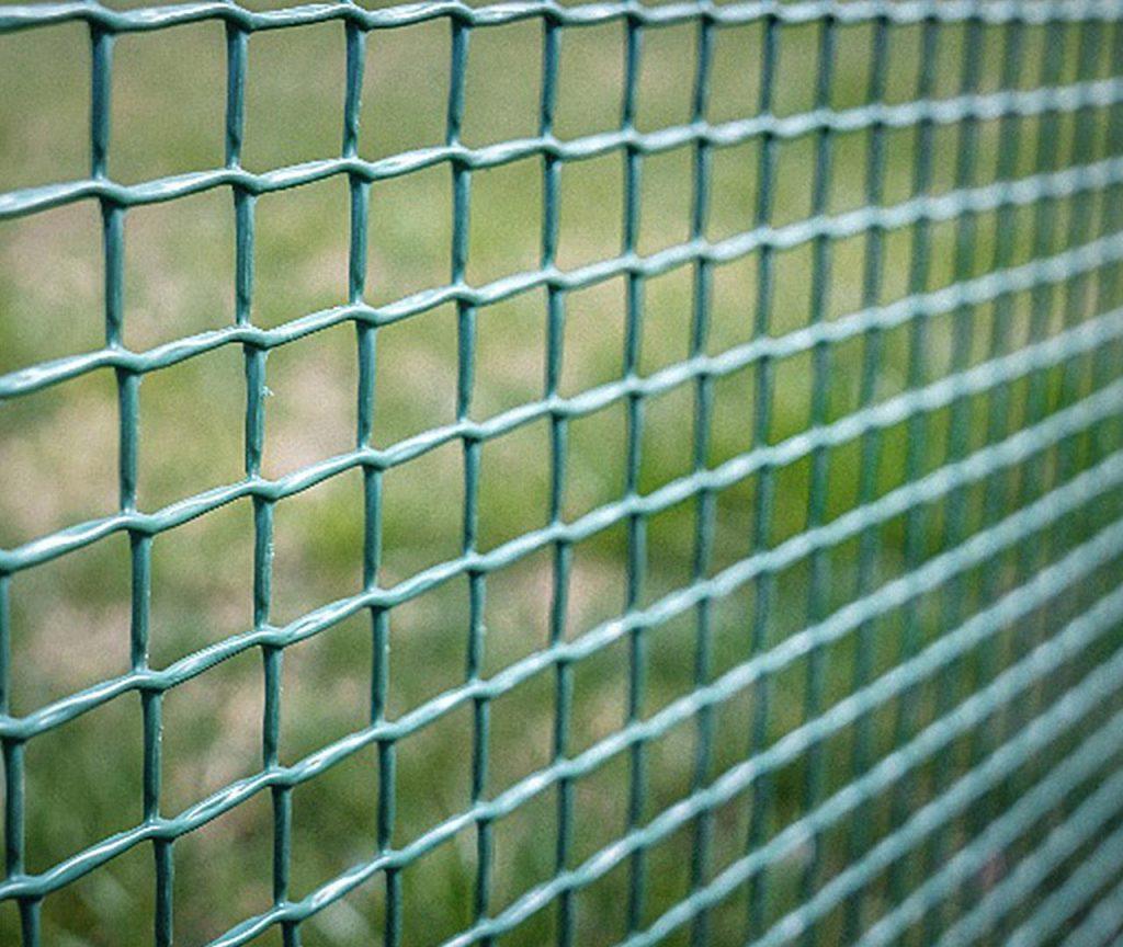 Elvaco MetPro metalne ograde obložene plastikom