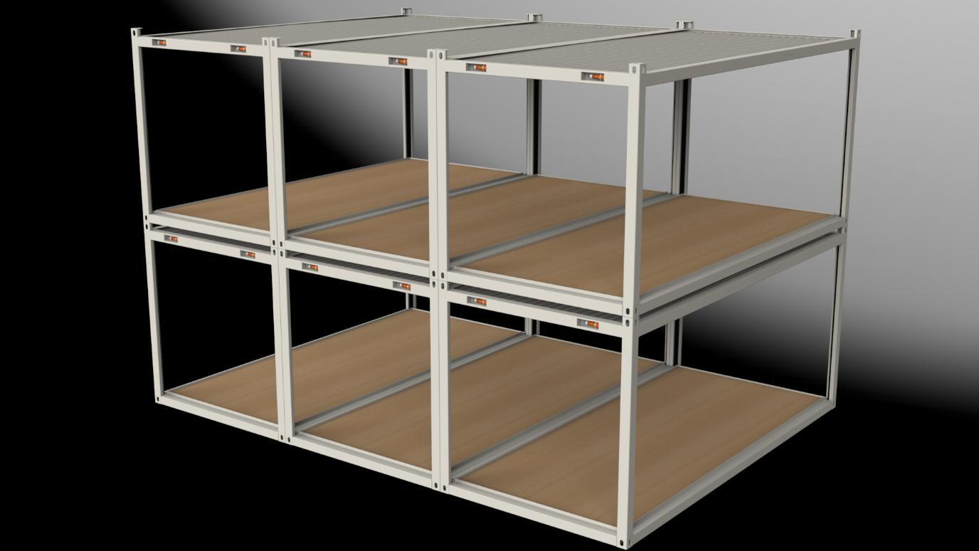 Elvaco MetPro Višenamjenski (multipurpose) kontejneri