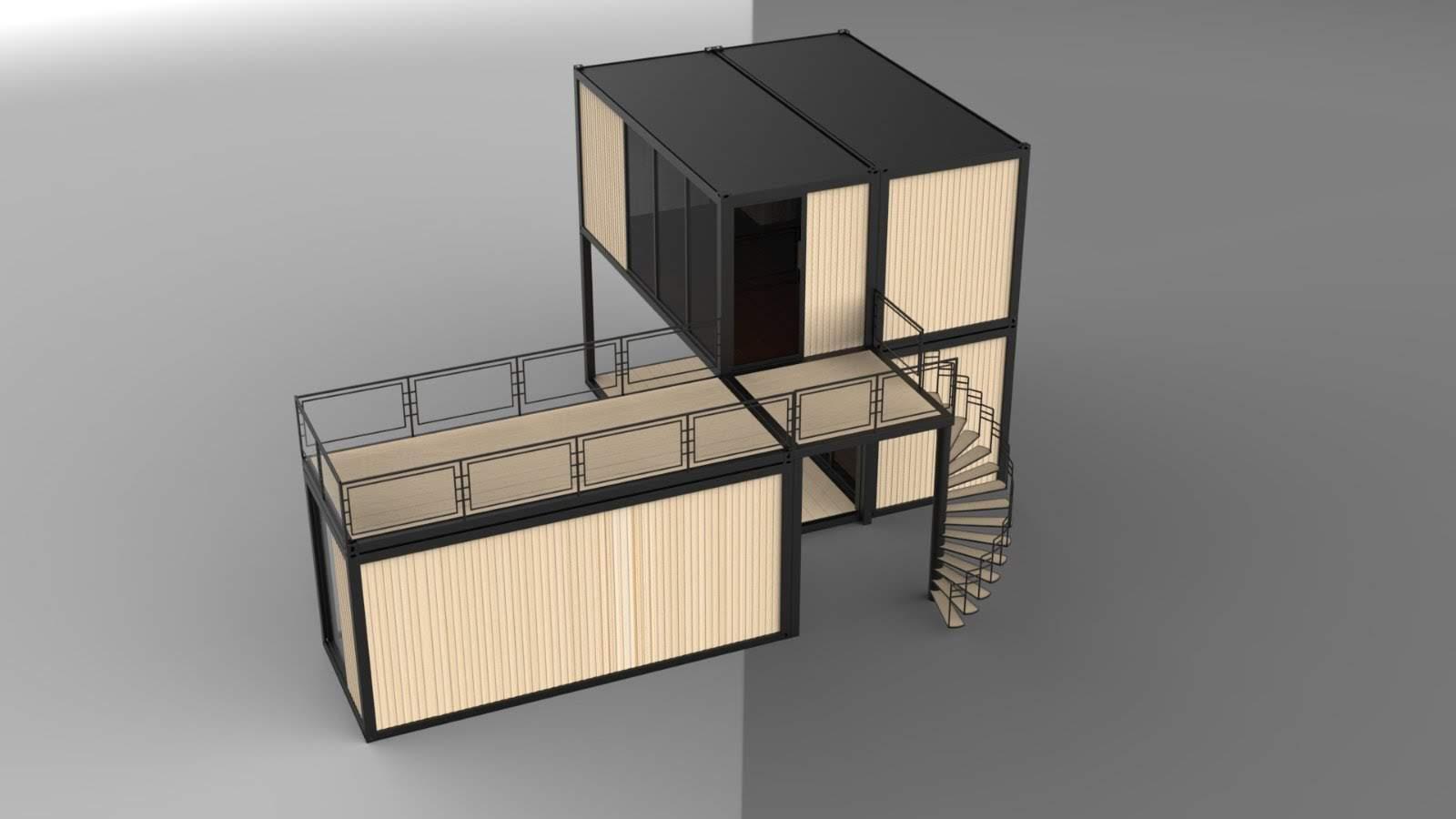 Elvaco MetPro stambeni kontejneri