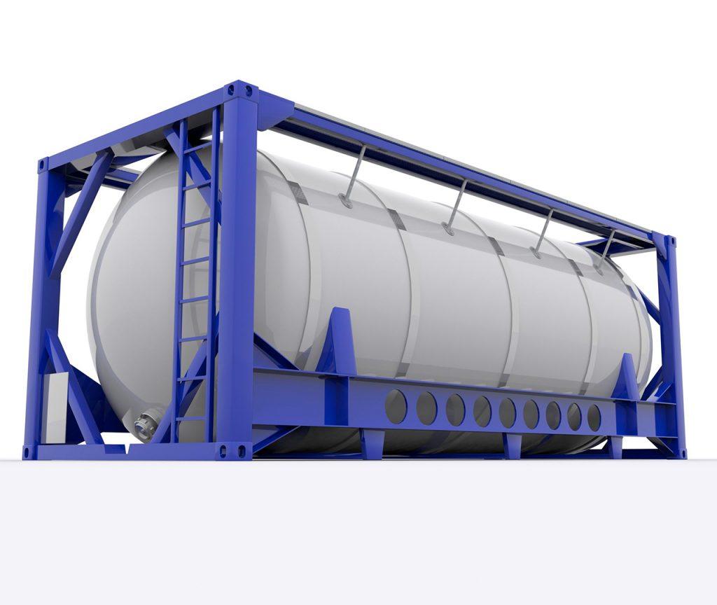 Elvaco MetPro cilindrične cisterne - tankovi