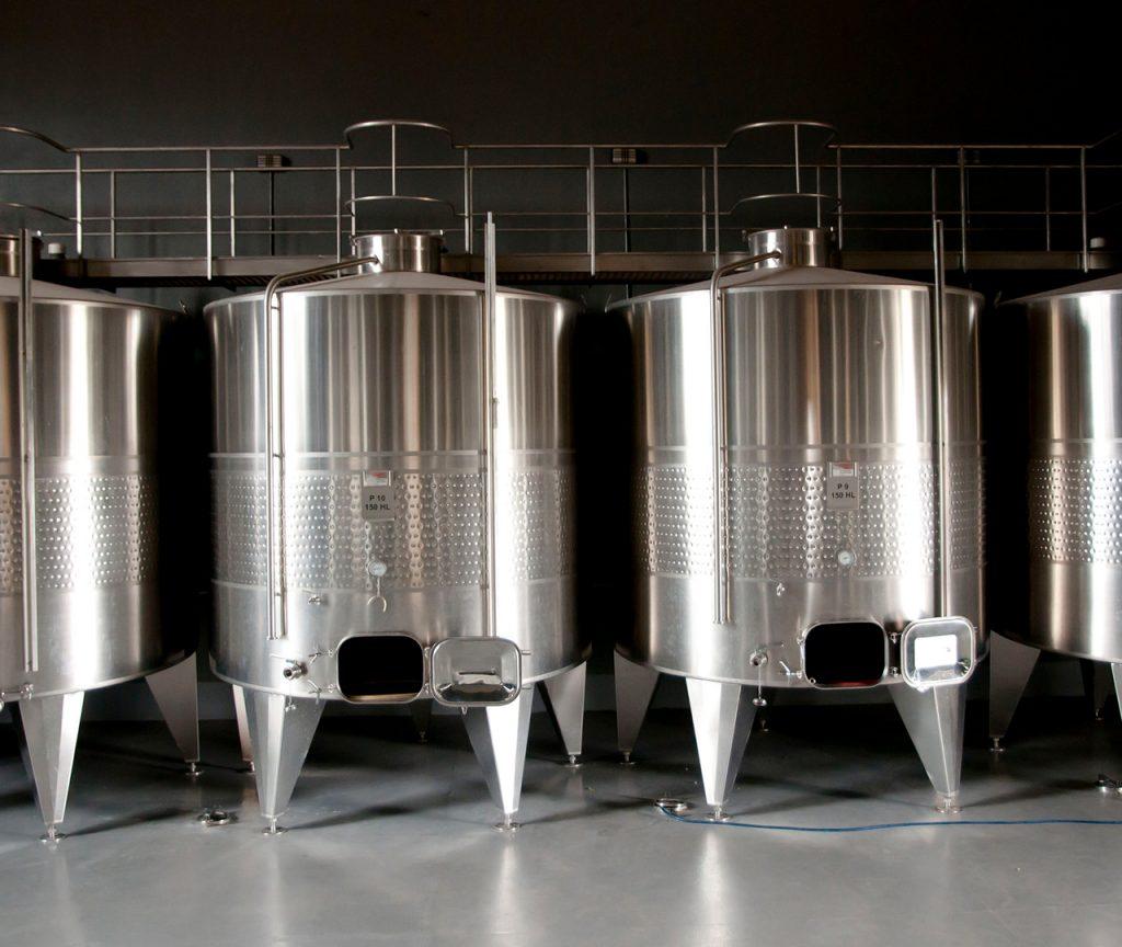 Elvaco MetPro inox cisterne